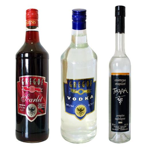 Ετικέτες - Ποτά - Κρασιά